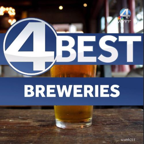 4 best breweries in the area