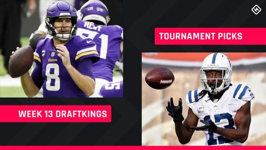 DraftKings Picks Week 13: NFL DFS lineup advice for daily fantasy football tournaments
