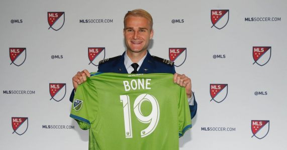 Sounders take San Jose State center back Aleks Berkolds with third round draft pick