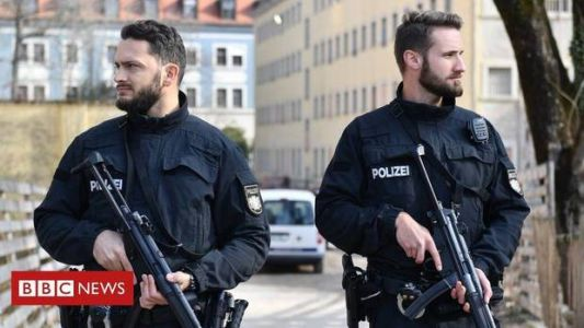 German police arrest 10 people on suspicion of planning Islamist attack