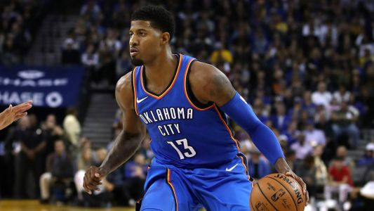 Paul George wanted to sign with Lakers. then the Pacers traded him