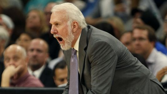 Gregg Popovich went to San Diego to meet with Kawhi Leonard, report says