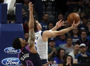 Dallas' J.J. Barea has season-ending Achilles tear
