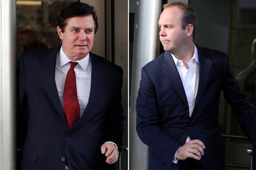 Mueller hits Manafort, Gates with new charges