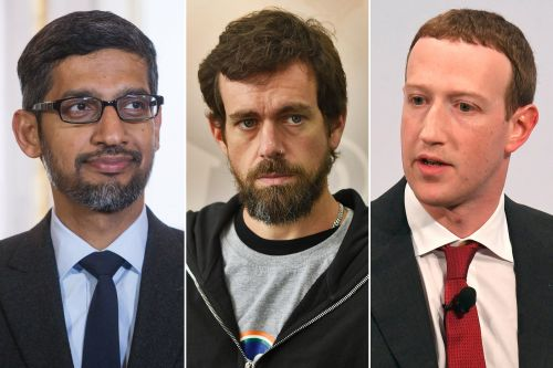 Watch live: Facebook, Twitter, Google CEOs testify in Section 230 Senate hearing