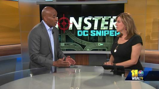 """Baltimore's own Tony Harris discusses """"Monster"""" the D.C. Sniper podcast"""