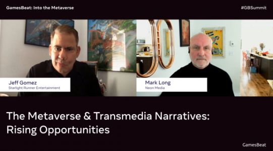 How the metaverse can shake up storytelling with transmedia characters