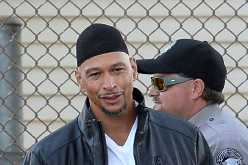 Rae Carruth released from prison after 19 years for Cherica Adams murder