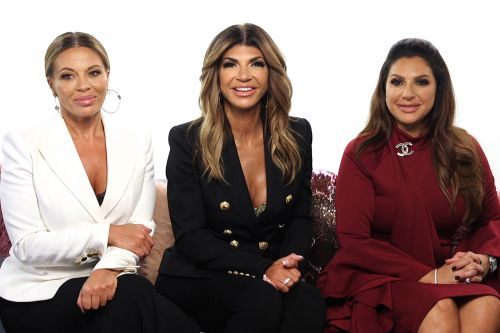 'RHONJ' star would rather her husband be gay than with another woman