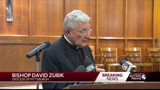 Pennsylvania grand jury report documents history of child sex abuse by clergy in Pittsburgh diocese; Bishop Zubik responds with apology