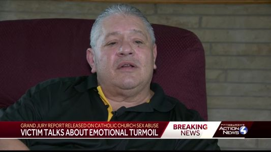 Sexual abuse survivor hopes grand jury report means more victims will seek help