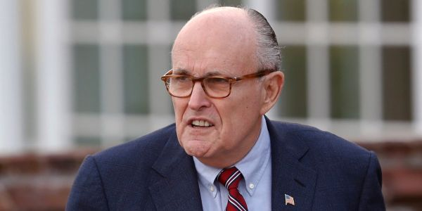Giuliani's claim that Mueller is aiming to end the Trump obstruction probe by September 1 is 'entirely made up'