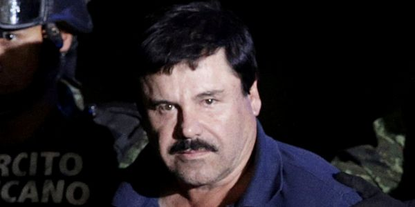 El Chapo's mistress detailed how the drug lord fled Mexican Marines through a bathtub tunnel while naked in shocking testimony at his federal trial