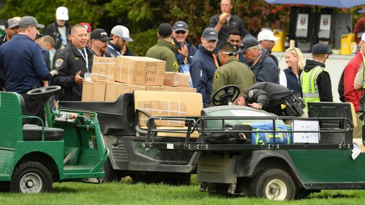 U.S. Open 2019: Runaway golf cart injures spectators in freak accident