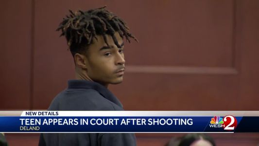 Teen accused in shooting that left man paralyzed appears in court