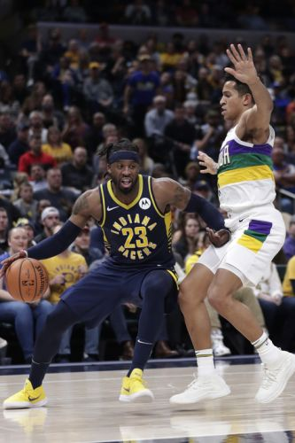 Matthews fuels rally, Pacers beat Pelicans 126-111