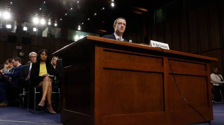 US Senate committee approves subpoenaing heads of Twitter, FB & Google for hearing on tech firms' legal immunity