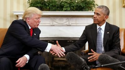 Trump, Obama And The Future Of The Targeted Killing Program
