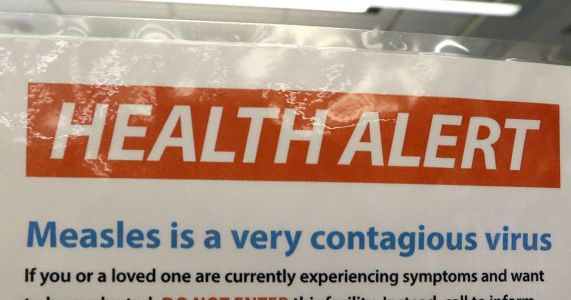 Infant in Seattle ER is 8th confirmed measles case in Puget Sound area outbreak