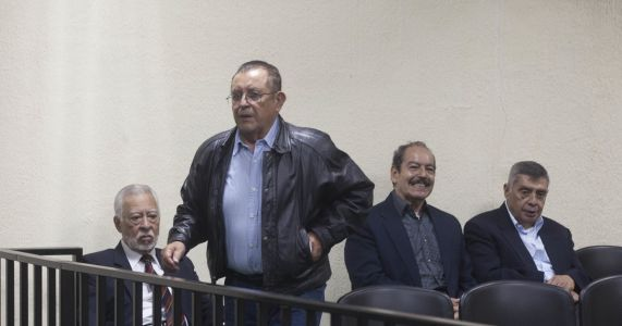 Guatemala: 4 ex-officers convicted of 1981 rights abuses