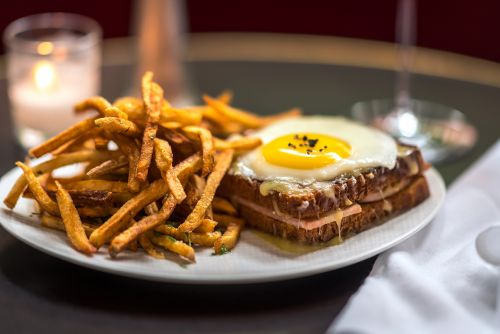 Bistro offers classic French dishes for Sunday brunch