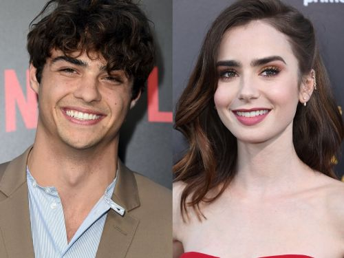 Noah Centineo and Lily Collins flirted on Instagram and fans are speculating about a possible romance