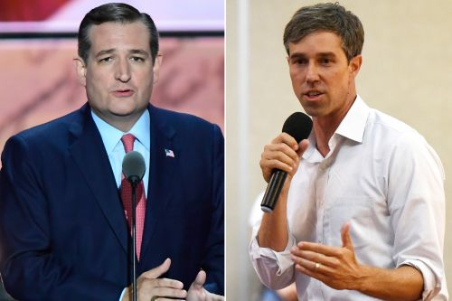 The rise of Beto O'Rourke is mostly a media fantasy