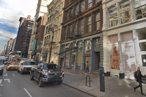 Vacant Soho office building sells for $46M
