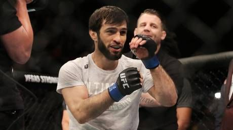 'We need to fight, we need to keep going': Zubaira Tukhugov says memory of Abdulmanap Nurmagomedov will inspire him at UFC 253