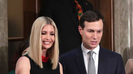 Jared & Ivanka barred Secret Service from using their toilets, forcing them to pay $100K+ to rent nearby bathroom - report