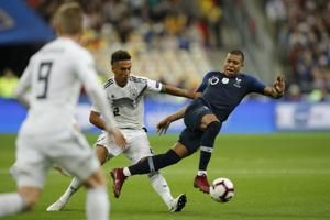 Germany's struggles continue with loss to France