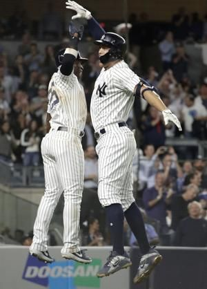 Yankees fall to Red Sox, who clinch AL East title