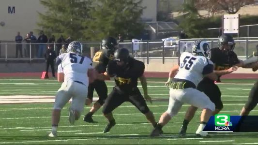 Rio Linda HS Football Team Prepares For First Ever State Championship Game