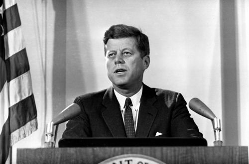 14 quotes about leadership from JFK