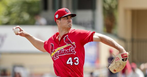 Dakota Hudson named Cardinals' No. 5 starter
