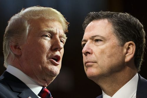 Comey slams Trump for 'lying' about FBI