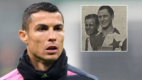 Czech point: Cristiano Ronaldo has NOT scored the most goals by any player, say experts backing football icon Josef Bican