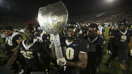 Unbeaten UCF brings amazing game, but same questions hinder playoff hopes
