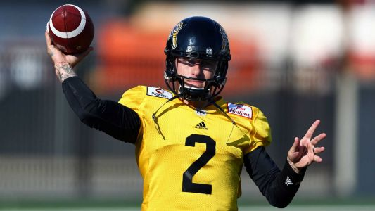 Johnny Manziel traded from CFL's Hamilton Tiger-Cats to Montreal Alouettes, report says