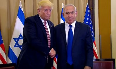 WATCH LIVE: Trump, Netanyahu speak after meeting in Israel