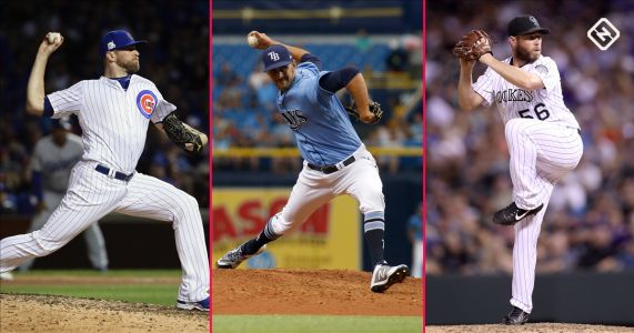 MLB free agents 2017-18: Ranking the 10 best relievers on the market