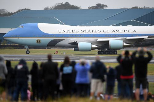 Trump says new Air Force One will be 'top of the line'