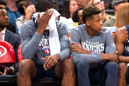 Frank Ntilikina might be first victim of Knicks' new style