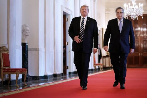 Trump orders intel community to cooperate with Barr probe into 2016 campaign surveillance