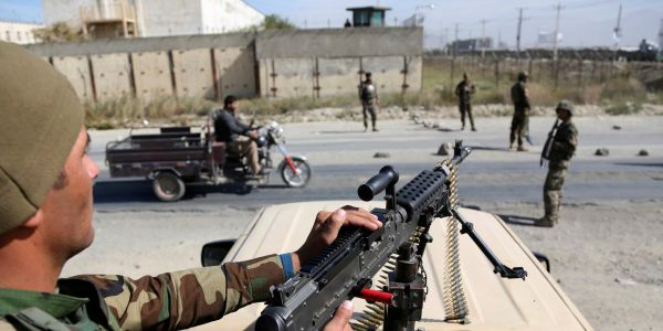 US general shot in last week's Taliban attack