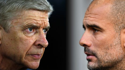 Style AND substance - Pep succeeds where Wenger has failed