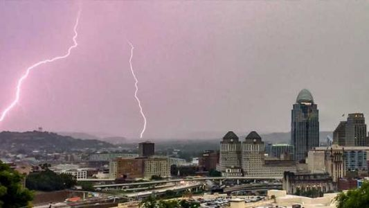TIMELINE: Widespread storms today, but picture-perfect weekend