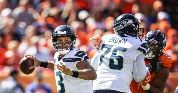 Seahawks not talking contract extension with Russell Wilson as long-term future remains uncertain