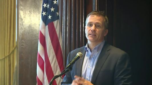 Ex-Gov. Greitens subpoenaed in open records dispute