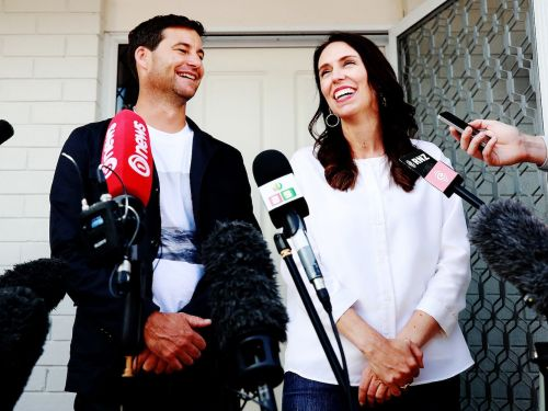 New Zealand's Prime Minister has become the first Western leader ever to be pregnant in office